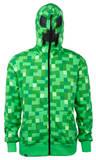 Youth Zip Hoodie: Minecraft Creeper Shirts