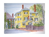 Salem, Mass, 2008 Giclee Print by Anthony Butera