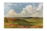 Blackdown Common Giclee Print by Francis S. Walker