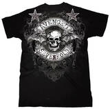 Avenged Sevenfold - Stars Flourish T-shirts