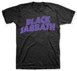 Black Sabbath - Logo T-skjorter