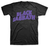 Black Sabbath - Logo - T shirt