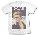 David Bowie - Smoking Camisetas
