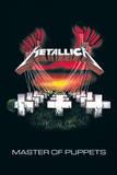 Metallica - Master of Puppets - Posterler