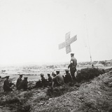 The British Red Cross in the Field Ready for its Errand of Mercy Photographic Print by  English Photographer