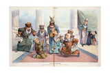 Too Many Shylocks, 1901 Giclee Print by John S. Pughe
