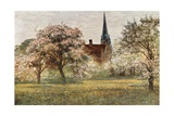 Olney Giclee Print by Francis S. Walker