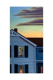 Second Story, 2009 Giclee Print by David Arsenault