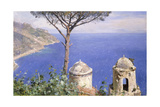 Ravello, 1926 Giclee Print by Peder Mork Monsted