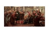 Dervish Ceremony, 1910 Giclee Print by Fausto Zonaro