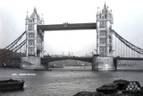 View of Tower Bridge Photographic Print by  English Photographer