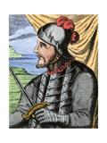 Vasco Nunez De Balboa Giclee Print