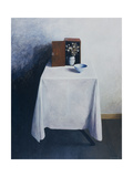 Still Life with Box and Vase of Flowers, 1986 Giclee Print by Joseph O'Reilly