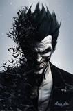 Batman Arkham Origins - Joker Kunstdrucke