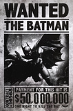 Batman Arkham Origins - Wanted Julisteet