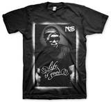 Nas - Posterized T-Shirt