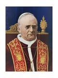 Pope Pius XI Giclee Print by Tancredi Scarpelli