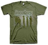 Incubus - Washout Shirts