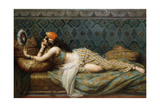The Odalisque, 1913 Giclee Print by Henri Adrien Tanoux