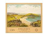 Anglesey, c.1925 Giclee Print by Henry John Yeend King