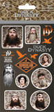 Duck Dynasty Stickers - 4 Sheets Stickers