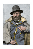 General George Crook, US Army Photographic Print