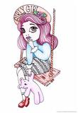Girly Girl Prints by Sara Gayoso