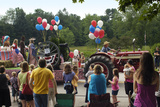 Fourth of July Parade in the Village of Alfred, Maine Photographic Print