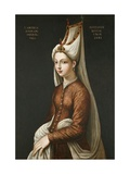 Princess Mihrimah Sultan (1522-1578), Daughter of the Emperor Suleiman I Giclee Print