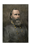 Confederate General James Longstreet Photographic Print