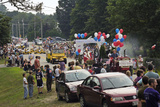 Festival Day Parade in the Village of Alfred, Maine Photographic Print
