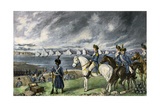 Washington Watching Evacuation of British Troops From Boston, 1776 Photographic Print