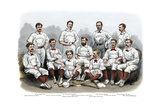 Boston Red Stocking Baseball Club of 1874 Photographic Print