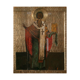 Epiphanius of Salamis Giclee Print by Terenty Fomin