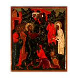 The Raising of Lazarus Giclee Print