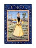 Portrait of Fath Ali Shah (1797-1834) Giclee Print