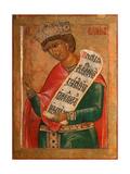 King Solomon Giclee Print by Terenty Fomin