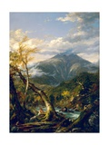 Indian Pass Giclee Print by Thomas Cole