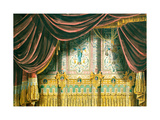 Sketch for the Curtain for the Michael Theatre in Saint Petersburg Giclee Print