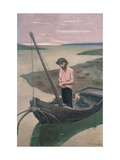 The Poor Fisherman Giclee Print by Pierre Cecil Puvis De Chavannes