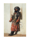 An Afghan Giclee Print by Vasili Vasilyevich Vereshchagin