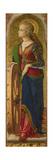 Saint Catherine of Alexandria Giclee Print by Carlo Crivelli