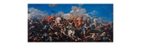 The Battle of Alexander Versus Darius Giclee Print by Pietro Da Cortona