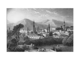 Viev of Erzurum Giclee Print by Arthur Willmore