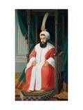 Sultan Selim III Giclee Print by Joseph Warnia-Zarzecki