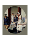 In a Military Hospital Giclee Print by Vasili Vasilyevich Vereshchagin