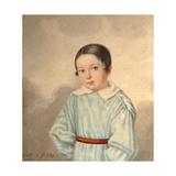 Portrait of N.M. Schwarz Giclee Print by Andrei Joseph Hintz