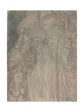 The Dreamer Giclee Print by Jan Toorop