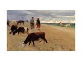 On the Stubblefield Giclee Print by Sergei Arsenyevich Vinogradov