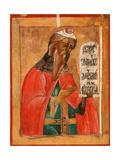 The Prophet Aaron Giclee Print by Terenty Fomin